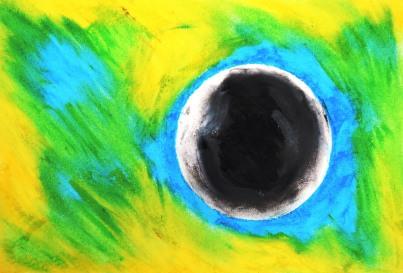 Das Auge des Universums